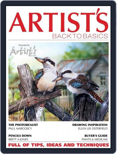 Artists Back to Basics July 1st, 2015 Digital Back Issue Cover