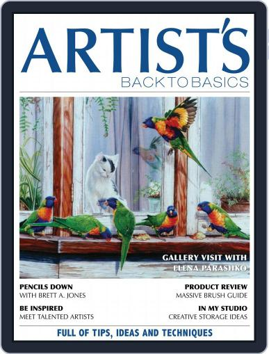 Artists Back to Basics (Digital) February 1st, 2019 Issue Cover