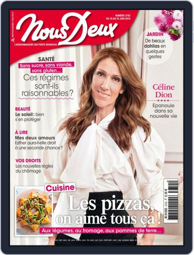 Nous Deux June 18th, 2019 Digital Back Issue Cover
