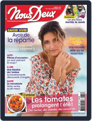 Nous Deux September 17th, 2019 Digital Back Issue Cover