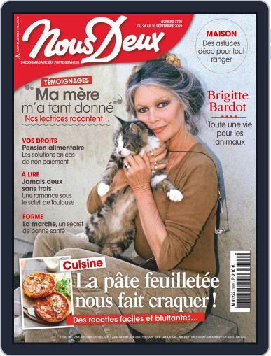 Nous Deux September 24th, 2019 Digital Back Issue Cover