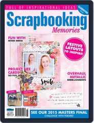 Scrapbooking Memories (Digital) Subscription October 28th, 2016 Issue