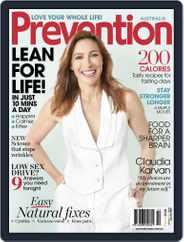 Prevention Magazine Australia (Digital) Subscription April 1st, 2017 Issue
