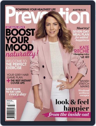 Prevention Magazine Australia June 1st, 2019 Digital Back Issue Cover