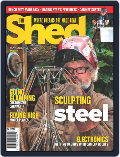 The Shed (Digital) May 1st, 2017 Issue Cover