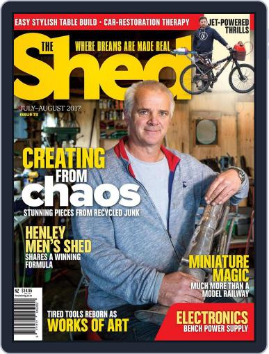The Shed (Digital) July 1st, 2017 Issue Cover