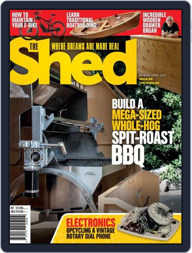 The Shed (Digital) March 1st, 2020 Issue Cover