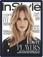 InStyle Australia (Digital) Subscription September 30th, 2016 Issue