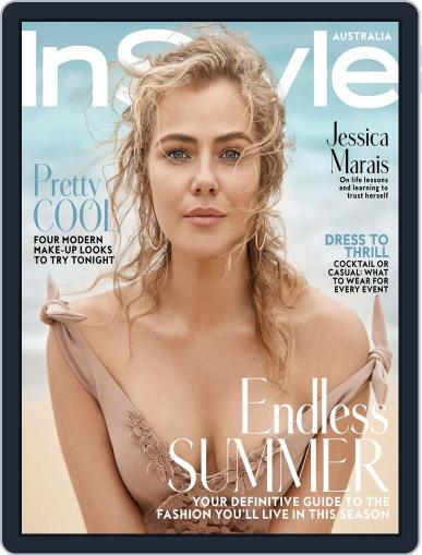 InStyle Australia (Digital) November 14th, 2016 Issue Cover