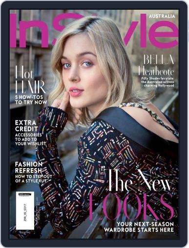 InStyle Australia (Digital) March 1st, 2017 Issue Cover
