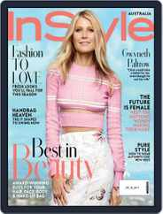 InStyle Australia (Digital) Subscription April 1st, 2017 Issue