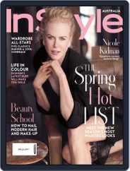 InStyle Australia (Digital) Subscription September 1st, 2017 Issue