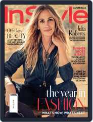 InStyle Australia (Digital) Subscription January 1st, 2018 Issue