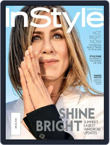 InStyle Australia (Digital) January 1st, 2020 Issue Cover