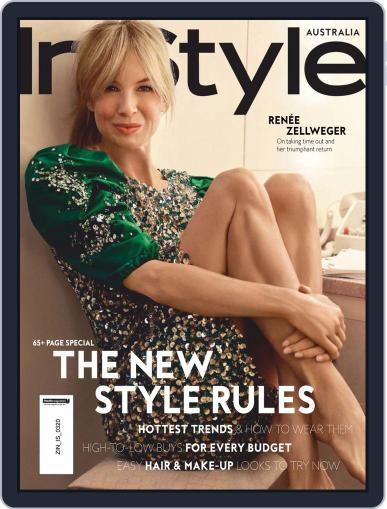InStyle Australia (Digital) March 1st, 2020 Issue Cover