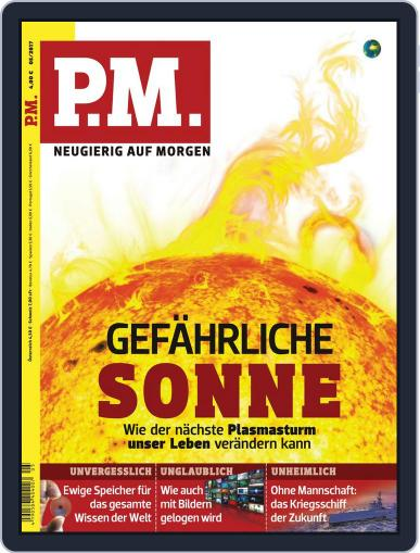 PM Magazin May 1st, 2017 Digital Back Issue Cover