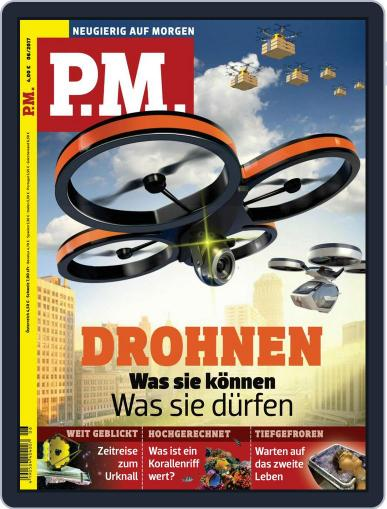 PM Magazin June 1st, 2017 Digital Back Issue Cover