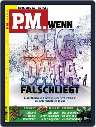 PM Magazin July 1st, 2017 Digital Back Issue Cover