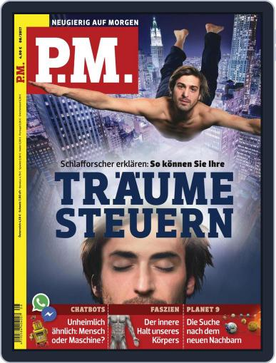 PM Magazin August 1st, 2017 Digital Back Issue Cover