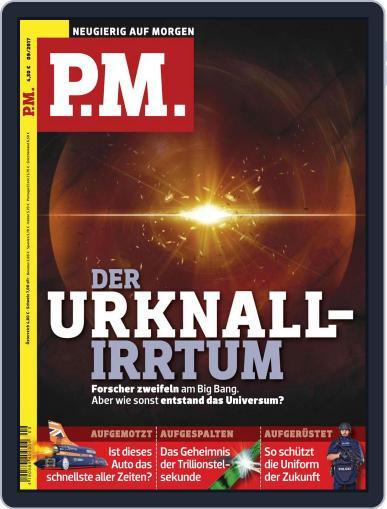 PM Magazin September 1st, 2017 Digital Back Issue Cover