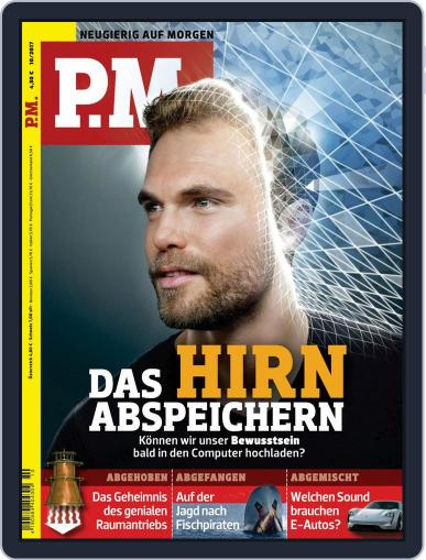 PM Magazin October 1st, 2017 Digital Back Issue Cover