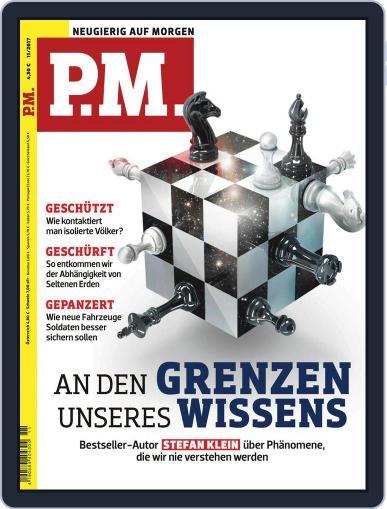 PM Magazin November 1st, 2017 Digital Back Issue Cover