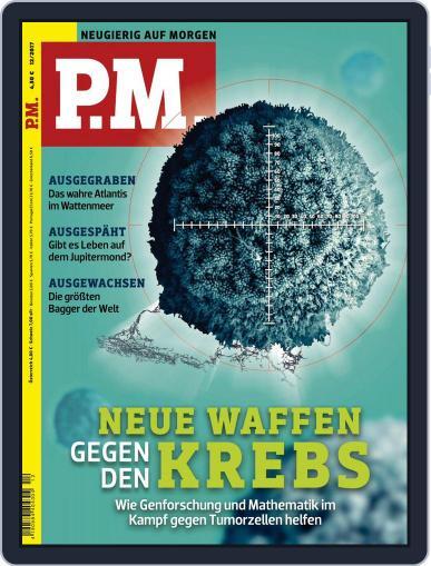 PM Magazin December 1st, 2017 Digital Back Issue Cover