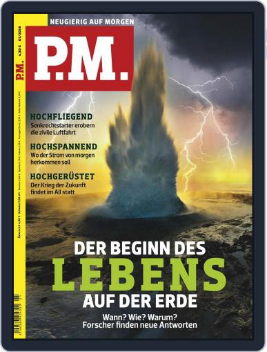 PM Magazin January 1st, 2018 Digital Back Issue Cover