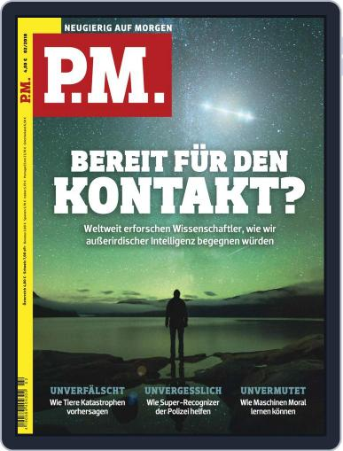 PM Magazin February 1st, 2018 Digital Back Issue Cover