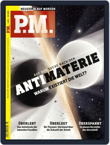PM Magazin March 1st, 2018 Digital Back Issue Cover