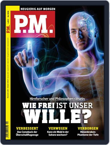 PM Magazin April 1st, 2018 Digital Back Issue Cover