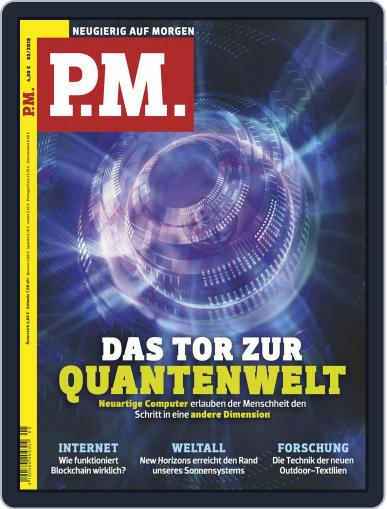 PM Magazin May 1st, 2018 Digital Back Issue Cover