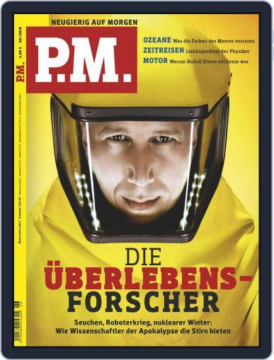 PM Magazin June 1st, 2018 Digital Back Issue Cover