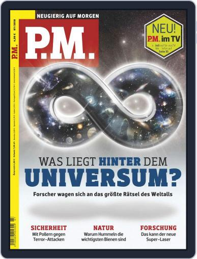 PM Magazin July 1st, 2018 Digital Back Issue Cover