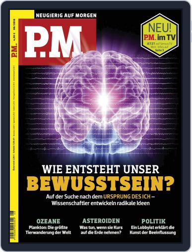 PM Magazin August 1st, 2018 Digital Back Issue Cover