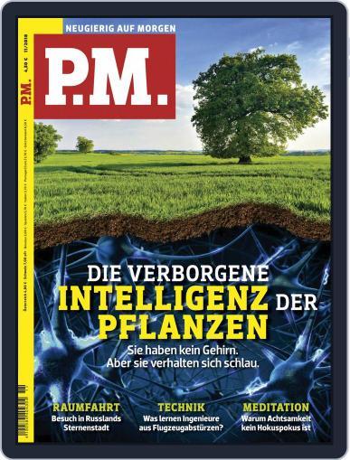 PM Magazin November 1st, 2018 Digital Back Issue Cover