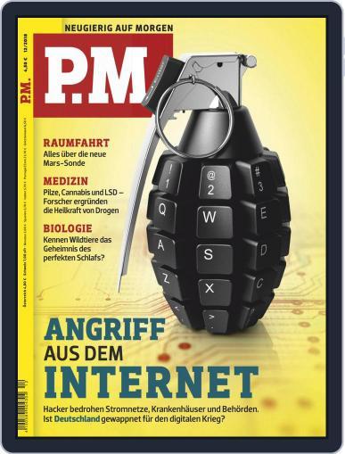 PM Magazin December 1st, 2018 Digital Back Issue Cover