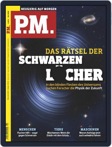 PM Magazin February 1st, 2019 Digital Back Issue Cover