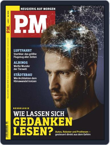 PM Magazin March 1st, 2019 Digital Back Issue Cover
