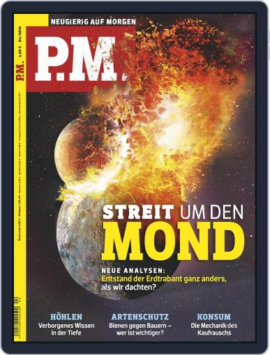 PM Magazin April 1st, 2019 Digital Back Issue Cover