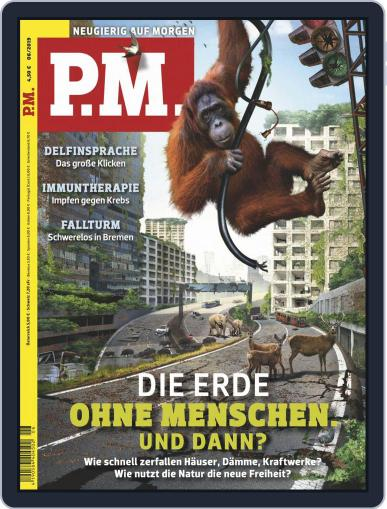 PM Magazin June 1st, 2019 Digital Back Issue Cover