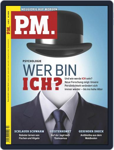 PM Magazin July 1st, 2019 Digital Back Issue Cover
