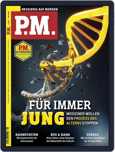 PM Magazin September 1st, 2019 Digital Back Issue Cover