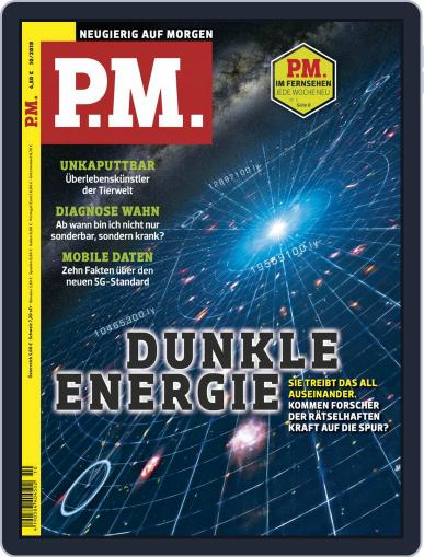 PM Magazin October 1st, 2019 Digital Back Issue Cover