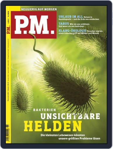 PM Magazin November 1st, 2019 Digital Back Issue Cover