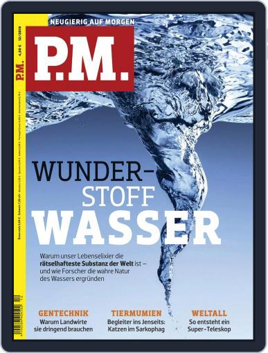 PM Magazin December 1st, 2019 Digital Back Issue Cover