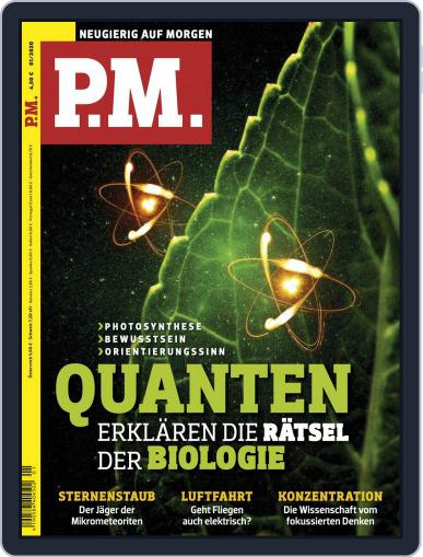 PM Magazin January 1st, 2020 Digital Back Issue Cover