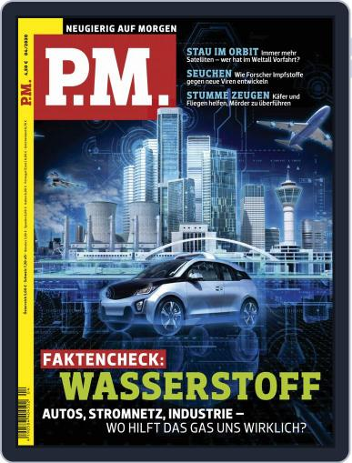 PM Magazin April 1st, 2020 Digital Back Issue Cover