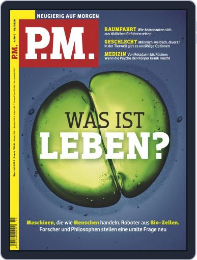 PM Magazin May 1st, 2020 Digital Back Issue Cover