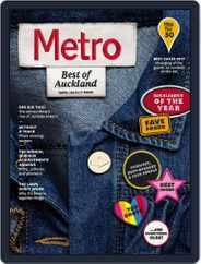 Metro NZ (Digital) Subscription November 1st, 2017 Issue